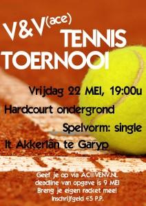 V&Vace Tennis Toernooi