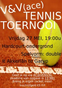 V&Vace Tennis Toernooi2016